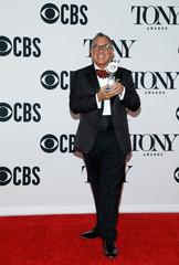 73rd Annual Tony Awards - Photo Room - New York, U.S.