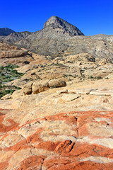 Fototapete - Red Rock Canyon Las Vegas