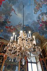 Lampadario Storico Re di Savoia