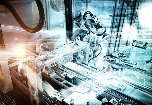 Industrial Robot Automation Production Equipment