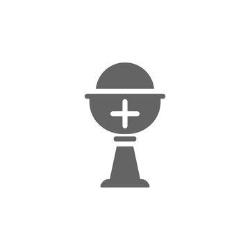 Chalice icon. Element of World religiosity icon. Premium quality graphic design icon. Signs and symbols collection icon