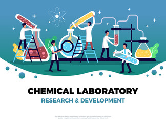 Chemical Research Laboratory Composition
