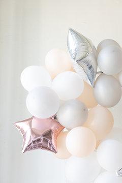 Pastel Balloons