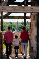 Reportage photo our l'office du tourisme de la Vallée de Loire et du Cher