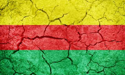 Rojava flag