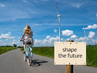 shape the future schild