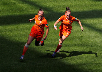 Women's World Cup - Group E - New Zealand v Netherlands