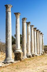 Ancient Ruins of Salamis - Cyprus