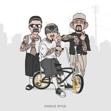 Cholo Style