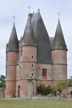 Château de Carrouges, France
