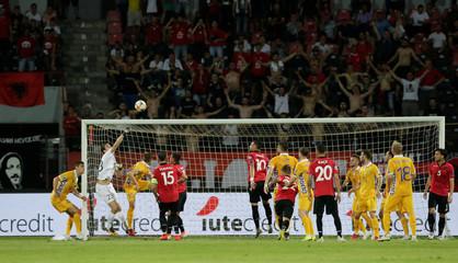 Euro 2020 Qualifier - Group H - Albania v Moldova