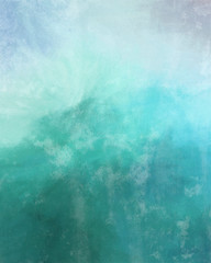 Abstract Art Seascape Canvas Texture