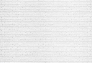 Old white brick wall texture ,brick wall texture for interior design vintage tone.