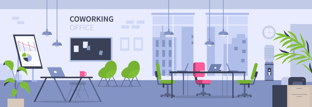 coworking office