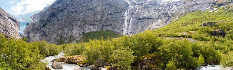 Briksdal Gletscher