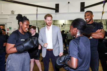 The launch of Made by Sport at Black Prince Trust in London