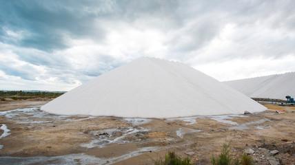 hill of salt