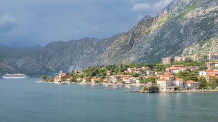 Kotor Montenegro Shoreline