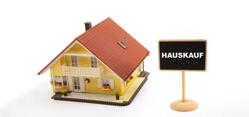 Hauskauf means House purchase