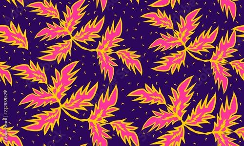 free shipping 63a72 241fa Indonesian Batik Bali Motif Style, Seamless Pattern