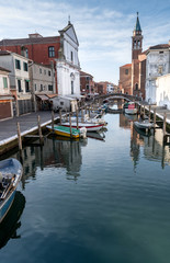 Chioggia e le sue barche (Venezia)