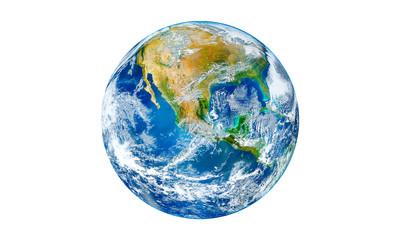 Fototapeta Saving world Ecology concept. Elements of this image furnished by NASA