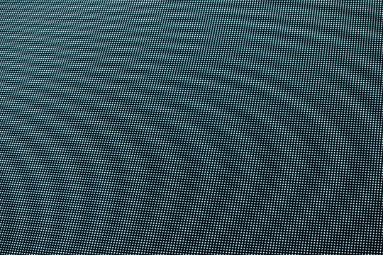 Abstract LED screen pattern background.