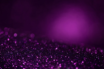 Abstract background of glitter.