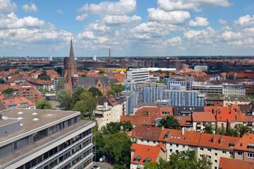 Panorama von Hannover