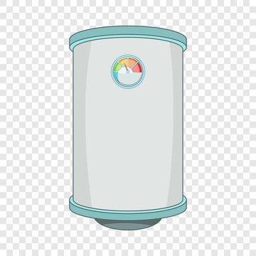 Boiler icon. Cartoon illustration of boiler vector icon for web