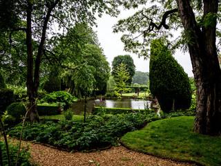 Papiers peints Jardin OLYMPUS DIGITAL CAMERA - RAIN
