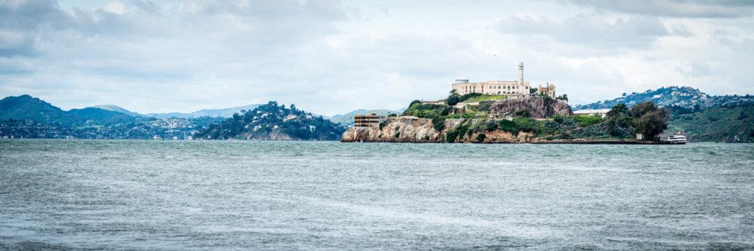 The Rock - Alcatraz Prison Panorama