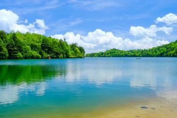 初夏の湯ノ湖2