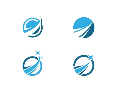 Faster Logo Template