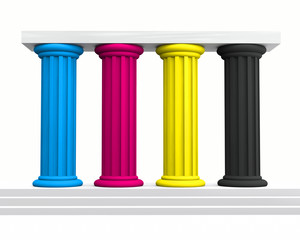 CMYK Columns