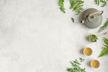 Herbal Tea Fototapete
