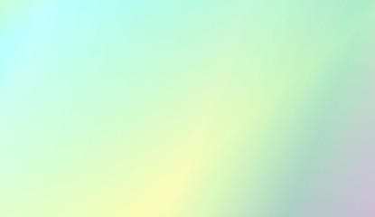 Abstract Blurred Gradient Background With Light. For Greeting Card, Brochure, Banner Calendar. Vector Illustration.