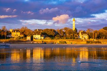 Pretty Seaside French Town