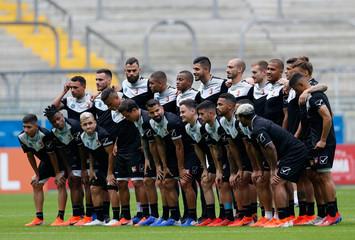 Copa America - Venezuela Training