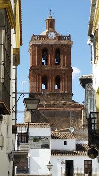 Zafra, beautiful village of Extremadura,Spain