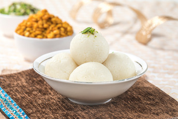 RasGulla Sweet Food