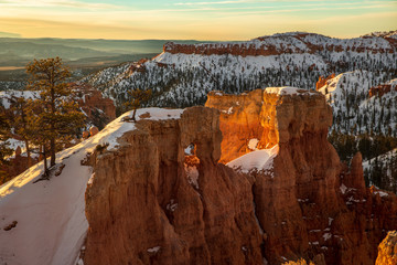 Wall Mural - Bryce Canyon National Park, Utah, USA