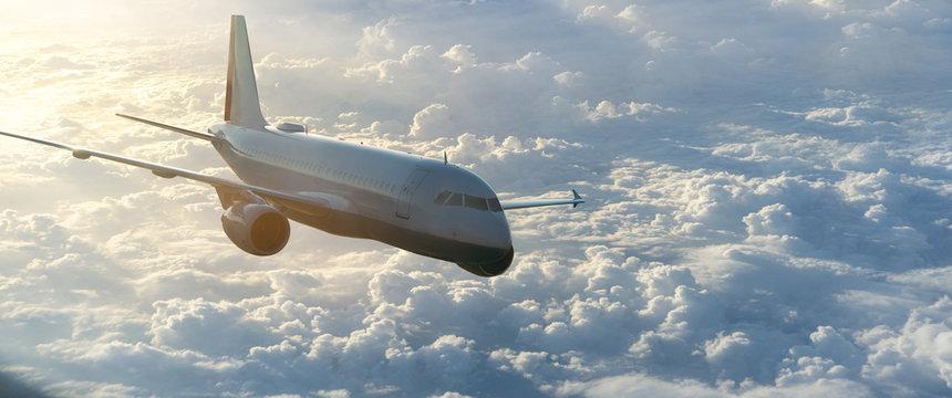 Flugzeug - Reisen - Urlaub