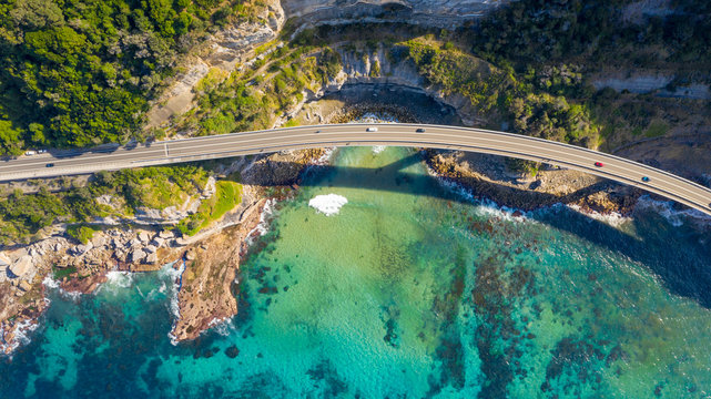 Scenic view of the Illawarra Coastline