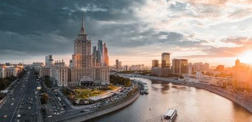 Türaufkleber Moskau moscow