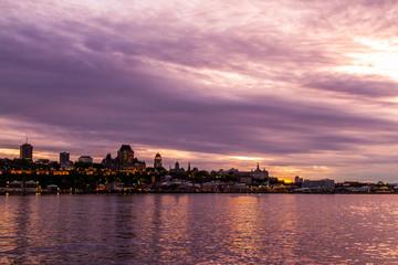 Quebec Sunset