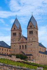 Die Abtei St. Hildegard bei Rüdesheim im Rhiengau