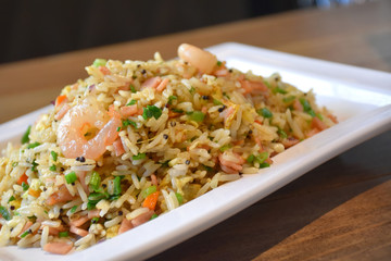 yang zhou fried rice, stock photos