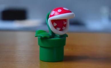 Plante Piranha Mario