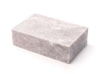 Single unpolished  marble block
